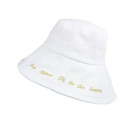 2019 cappello sexy della ragazza 2019 cappelli da spiaggia donna sexy estate mare sport cappello spiaggia pieghevole cotone sport all'aria aperta cappello ragazza estate crema solare 40J5 sconti cappello sexy della ragazza