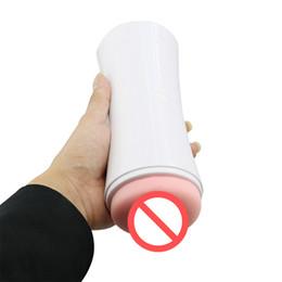 Tazza di masturbazione libera delle mani online-Danceyi 7 modi vivavoce pronuncia vibratore interattivo tazza velivolo maschio masturbazione av132