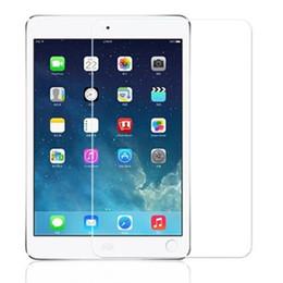 9H Premium gehärtetes Glas Displayschutzfolie für neue iPad Pro 2018 11 12.9 2017 2 3 4 5 6 Air Air2 MINI4 Pro 9.7 10.5 KEIN Paket von Fabrikanten