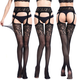 b1d6177f45d black stockings blue lace top Coupons - Women s Fishnet Stocking Thigh High Sheer  Lace Top Sexy