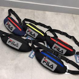 2019 sacos do gym da mulher da forma Maré Marca Homens Saco Da Cintura Moda Oxford Pano Sacos de Desporto Ao Ar Livre Unisex Yoga Jogging Gym Bag para Mulheres Dos Homens sacos do gym da mulher da forma barato