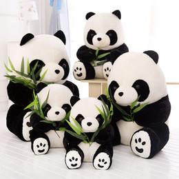 2019 niedlicher anime-panda 2019 1 STÜCK 9-16 cm Schöne Super Nette Kuscheltier Weichen Panda Plüschtier Geburtstag Weihnachtsgeschenk Präsentieren Stofftier Für kinder baby günstig niedlicher anime-panda