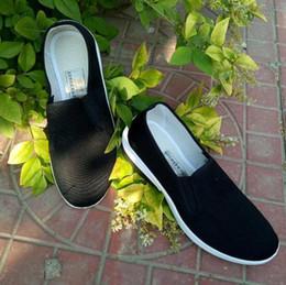 Scarpe sportive nere comode scarpe da lavoro morbide scarpe da guida US5-12 Designer Borse da borse morbide fornitori