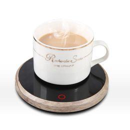 Smart Coffee Warmer, Mug Warmer, Cup Warmer Electric Cup Heater New Version Coffee Mug Warmer for Desk Home Auto Shut Off Mug Warmer with Timer 2