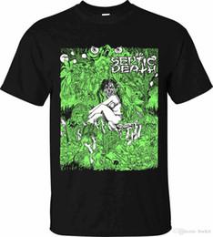 Death punk online-CAMISETA DE MUERTE SEPTICA integridad punk pushead gism integridad camiseta infest hardcore skate