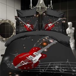 Colcha acolchoada on-line-Bohemia Estilo designer de luxo conjuntos de cama 4 PCS 3D Impressão Cama Quilt Colchas Quilted Cobertura Colcha com Fronha