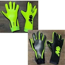 Heiße Verkäufe Top Qualität Professionelle Fußballhandschuhe Luvas ohne Fingerspatel Fußball Torwarthandschuhe Torwart Guantes von Fabrikanten