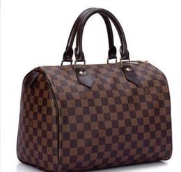 Sıcak Kadınlar messenger çanta Klasik Stil Moda çanta kadın çantası Omuz Çantaları Lady Tote çanta Speedy 41526 Hızlı paket Ile kilit nereden metal kar taneleri tedarikçiler