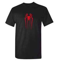 black red white book Coupons - The Amazing Spiderman TShirt Mens Boys Kids Marvel Comic Book Super Hero Gift Brand shirts jeans Print jurney Print t-shirt