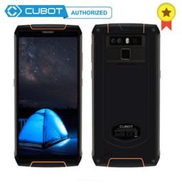 2019 rey tailandés Cubot King Kong 3 IP68 Impermeable Smartphone Android 8.1 4GB 64GB MT6763T Celular Octa Core 5.5 '' 18: 9 6000mAh Carga rápida 16MP rey tailandés baratos