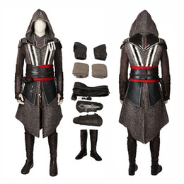 Assassins creed volles cosplay kostüm online-Callum Lynch Kostüm Assassins Creed Cosplay Deluxe Version Full Set