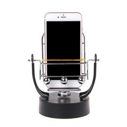 scuotere il telefono Sconti Altalena automatica di sicurezza con movimento del pennello con movimento oscillante del telefono cellulare con cavo USB
