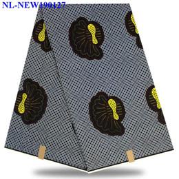 Deutschland Hollandais Wachs Hohe Qualität Hollandais 2019 Dutch Wax African Heißer Verkauf Design stoff XY1912618 supplier dutch waxed fabric Versorgung