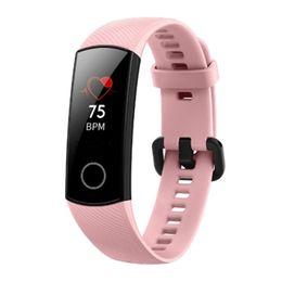 Argentina Original Huawei Honor Band 4 Smart Bracelet Heart Rate Monitor Smart Watch Sport Tracker Health Reloj de pulsera para Android iPhone Phone Band Suministro