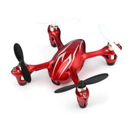 2019 mini transmisor de cámara Hubsan X4 H107C 2.4G 4CH RC helicóptero Quadcopter con cámara RTF + transmisor + batería Mini Drones juguetes de control remoto en todo el mundo mini transmisor de cámara baratos