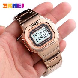 2019 будильник обратного отсчета часов SKMEI Top  Men's Watch Waterproof Chronograph Countdown Digital Watch For Men Fashion Outdoor Sport Wristwatch Alarm Clock скидка будильник обратного отсчета часов