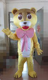 2019 traje de león amarillo trajes de la mascota del león amarillo traje de león amarillo baratos