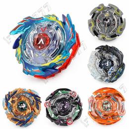 Canada Génération en rafale combats gyro assemblage de jouets en alliage gyroscopique rotatif Fourniture Jouets Enfants Cadeau Métal Fusion Beyblade Jouet supplier assembly toys Offre