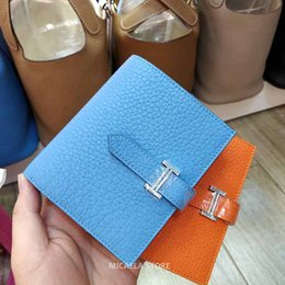 2019 кошелек пикачу 2019 моды дамы дорогие дизайнерские марки женщин бумажники воловьей личи натуральная кожа маленький короткие женские карточки бумажника высокого качества
