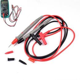1 Juego de M/últiples Funciones de la Abrazadera del Cable conductor de Prueba Cocodrilo Sonda Mult/ímetro Digital