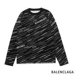 ropa al por mayor para bordado Rebajas Deisgner Hombres Mujeres Suéteres de marca Sudadera de manga larga de lujo superior Jersey suéter Cartas Bordado Ropa de invierno Talla M-2XL al por mayor