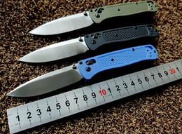 """2019 beste taschenmesser messer Das neueste Vererbungssystem von 2019 ist das 535 Bugout Achsklappmesser 3.24 """"S30V Satin gewöhnliches Messer, schwarzer G10 grüner G10 Griff, Tasche f"""