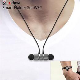 Canada JAKCOM WE2 Wearable Wireless Headphone Vente chaude dans les écouteurs écouteurs comme modèles d'art à cordes cam panneau digimon Offre
