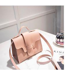Deutschland Frauen Messenger Bags Kosmetische Handtaschen Frauen Leder Umschlag Umhängetasche Dünne Schlanke Umhängetasche Umhängetaschen Handtasche Damen Brieftasche Versorgung