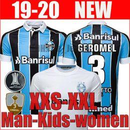 Meilleur Qualité 2019 Gremio Soccer Jersey 19 20 Gremio LUAN KANNEMANN Domicile à l'extérieur troisième Homme enfants chemises de football camisetas de futbol ? partir de fabricateur