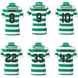 camisetas de fútbol marrón Rebajas 2019 2020 Celtic camisetas de fútbol para niños para hombre DI CANIO MCGREGOR BROWN NICHOLAS maillot de foot the bhoys jersey home hoops camiseta de fútbol top