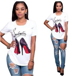 2019 projetos da camisa das mulheres Algodão de alta Qualidade Corte Pug Impressão Mulheres Camiseta Casual O Pescoço Mulheres T-Shirt Novo Design Mulher Camisetas Femininas projetos da camisa das mulheres barato