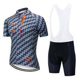 6xl cycling jerseys Promo Codes - 6xl cycling 2019 Cycling jersey Set Summer Bicycle Clothing Maillot Ropa Ciclismo MTB Bike Clothes Sportswear Suit