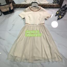 quality design 00e24 80522 Sconto Vestito Da Estate Di Due Colori | 2019 Vestito Da ...
