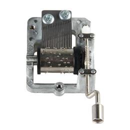 Müzik çan el müzik kutusu makinesi, özellikle ihracat için, müzik kutusu makine hareketleri 8 ses kutusu makine hareketleri nereden