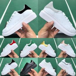 Cauda de sapato on-line-sapatilhas do desenhista de luxo mens branco cauda preta de prata superior a laser 3M reflexivo das mulheres dos homens sapatos casuais triplo preto branco cinza vermelho verdes
