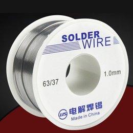 Fili per saldatura economici New Lunghezza 6M 1 millimetro 63/37 elettrolitico Pb-Pb di saldatura 75 Sn 25 Solder Wire Low Melting Point da