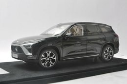 2019 литье под давлением 18 модели 1:18 Diecast Model for Weilai NIO ES8 2018 Founders Edition SUV Electric Sport Car Alloy Toy Car Gifts China  скидка литье под давлением 18 модели