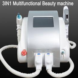 tatuaje popular Rebajas Máquina de depilación láser SHL IPL portátil Máquina de eliminación de tatuajes con láser Q switch nd yag más popular