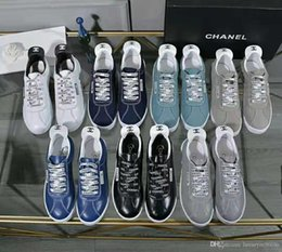 01708b7cf931 2019 marques italiennes de chaussures Pas cher Designer Hommes Femmes  Sneaker Casual Chaussures Bas Haut Italie