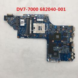 2019 schede madri am2 Alta qualità Per la scheda madre del computer portatile DV7 DV7-7000 DV7T-7000 682040-001 682040-501 682040-601 11253-2 48.4ST06.021 HM77 100% pieno