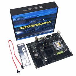 2019 quad core cpu 775 Professionelle Gigabyte Motherboard G41 Desktop-Computer Motherboard DDR3-Speicher LGA 775-Unterstützung Dual-Core Quad-Core-CPU rabatt quad core cpu 775