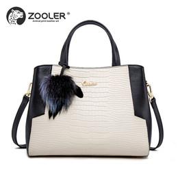 6bb477eff2 100% sacs à main lether real designer de luxe sac 2019 en cuir véritable  femme sac ZOOLER marque nouvelle Business ladies sacs à main # S132 sacs  zooler pas ...