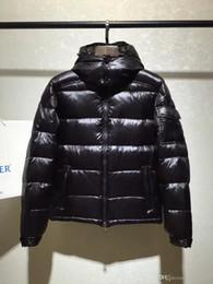 capucha chaqueta de pana Rebajas Hombre clásico M- chaqueta de plumón de la marca MAYA Eur popular abrigo de anorak con capucha de invierno Escudo de alta calidad Warm Plus chaqueta de parka y ankaia
