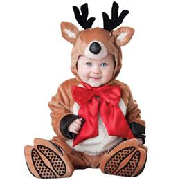 masque spiderman iron man Promotion cadeau de Noël salopette de bébé chaud Père Noël vêtements de garçons nouveau-nés enfants filles barboteuses enfants cosplay costume