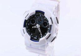 led-uhr klassisch Rabatt 2019 neue neueste neueste modelluhr ga100 ga 100 uhr, klassische armbanduhr relogio reloj de pulsera