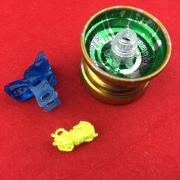 Lega ad alta velocità Yoyo Professional Diabolo High Precision Game Puntelli speciali Dead Sleep Regalo per bambini in metallo yo-yo da giochi yoyo fornitori