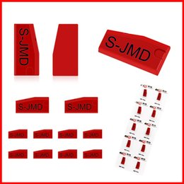 2019 chave de carro chevrolet chip LOONFUNG LF124 JMD Chip Vermelho S-JMD Para handybaby CBAY JMD46 / 48 / 4C / 4D / G / Rei Chip chave do carro Chip transponder 5 pçs / lote chave de carro chevrolet chip barato