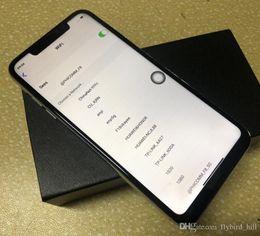 Meilleure Version Reconnaissance faciale Goophone Xs Max Recharge sans fil Smartphone 4g lte Réel 2G Ram 32G Rom Afficher 256 Go Octa Core Goophone Téléphone ? partir de fabricateur