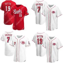 johnny bank trikot Rabatt 2020 New Cincinnati Johnny Bench Reds Jersey Ken Griffey Barry Larkin Chris Sabo Jesse Winker Matt Kemp Trikot