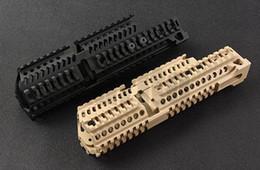 Canada Système de protège-mains tactique léger Kalashnikov pour tir 20mm picatinny rail moutn base cnc en alliage d'aluminium Offre